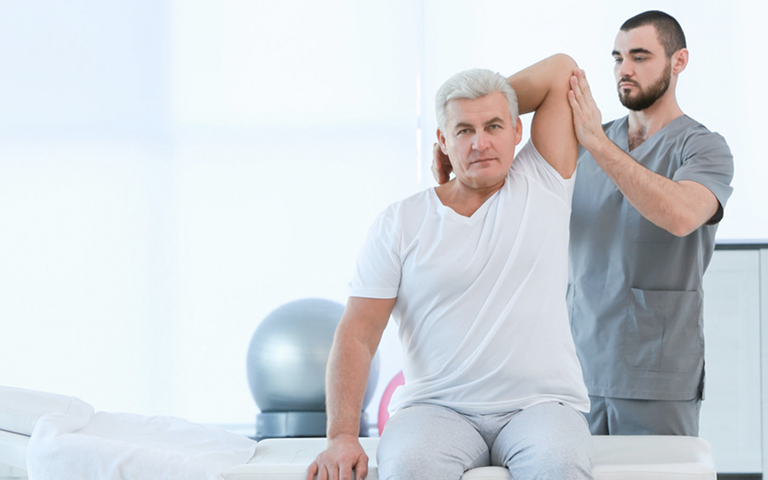 Resultado de imagem para fisioterapeuta